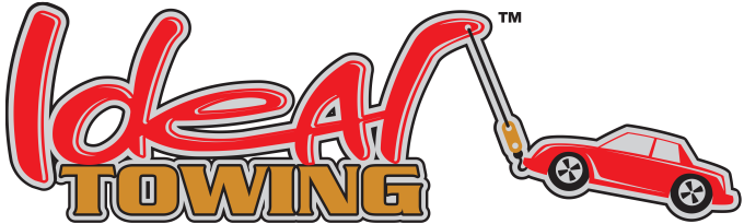 Ideal towing Retina Logo